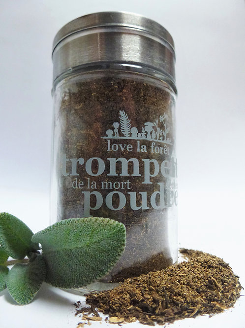 Black trumpet powder, min. 25g