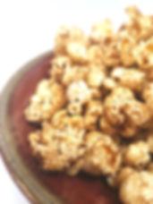 recette préparation popcorn aux cèpes pop-corns champignons sauvages français Love la Forêt