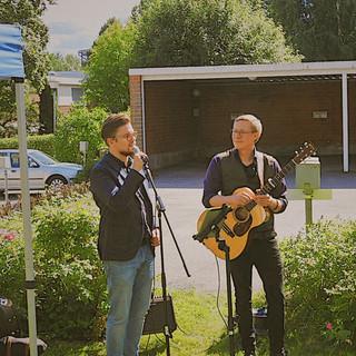 Duo Roope & Jarno, Yksityiset sukujuhlat 26.07.2020