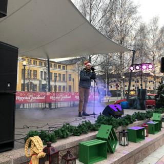 Mikkelin Joulunavaus 2019