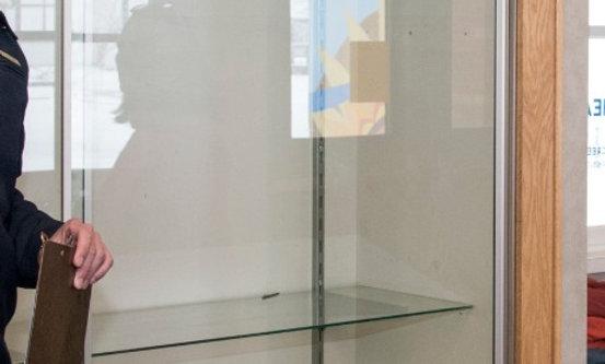 Installation of glass information center