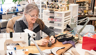 Nancy Dunlap Mad Woman Sewing.png