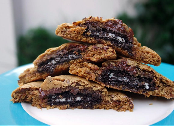 Cookie de Oreo