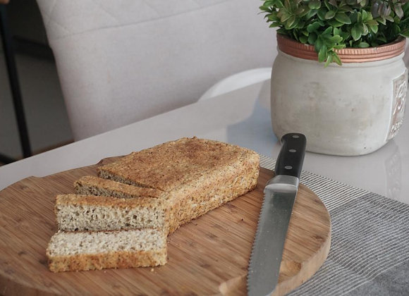 Pão Low Carb Amêndoas