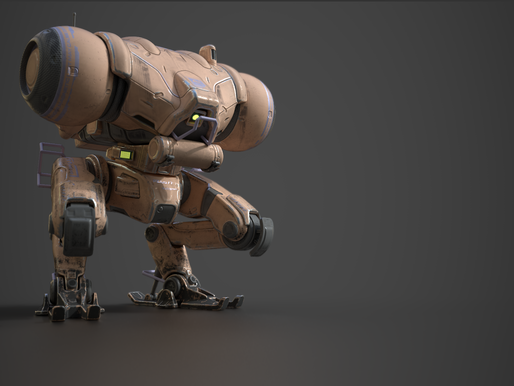 Substance Painter Practice