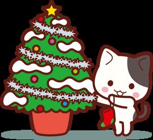 仙台の女性専門整体院ひろこの整体療術院クリスマス
