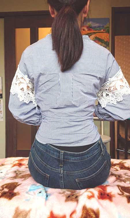 仙台 ひろこの整体療術院 むくみ女子におすすめ ジーパンゆるゆる