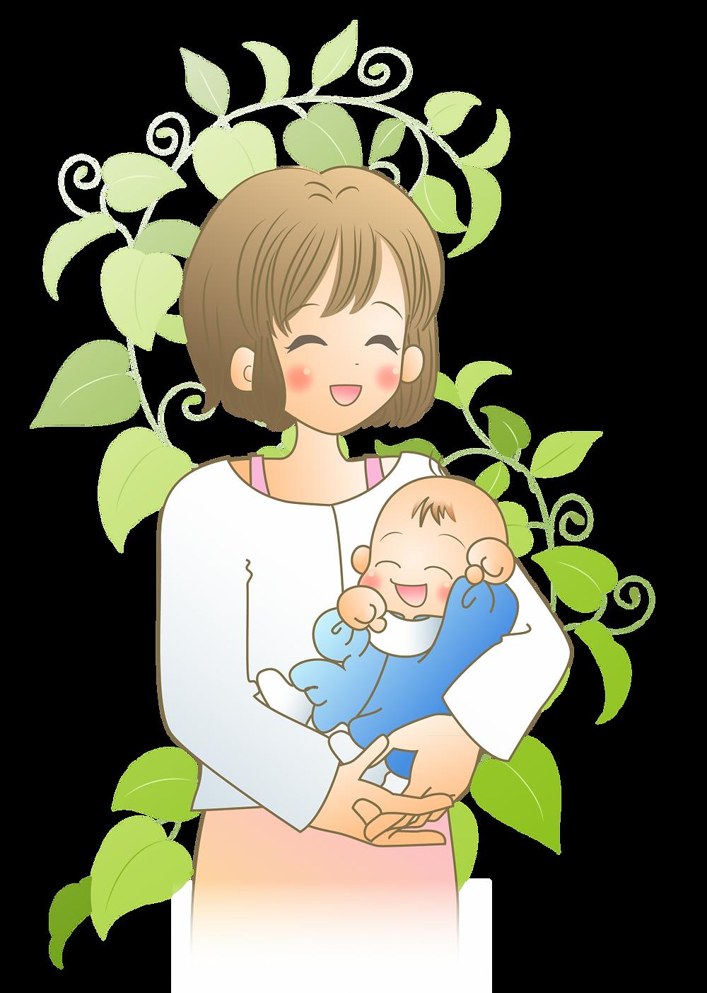 産後の整体 産後骨盤矯正 赤ちゃんもママも笑顔で