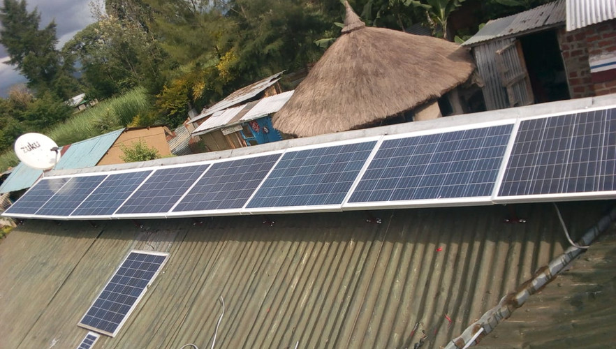 Customised solar home system