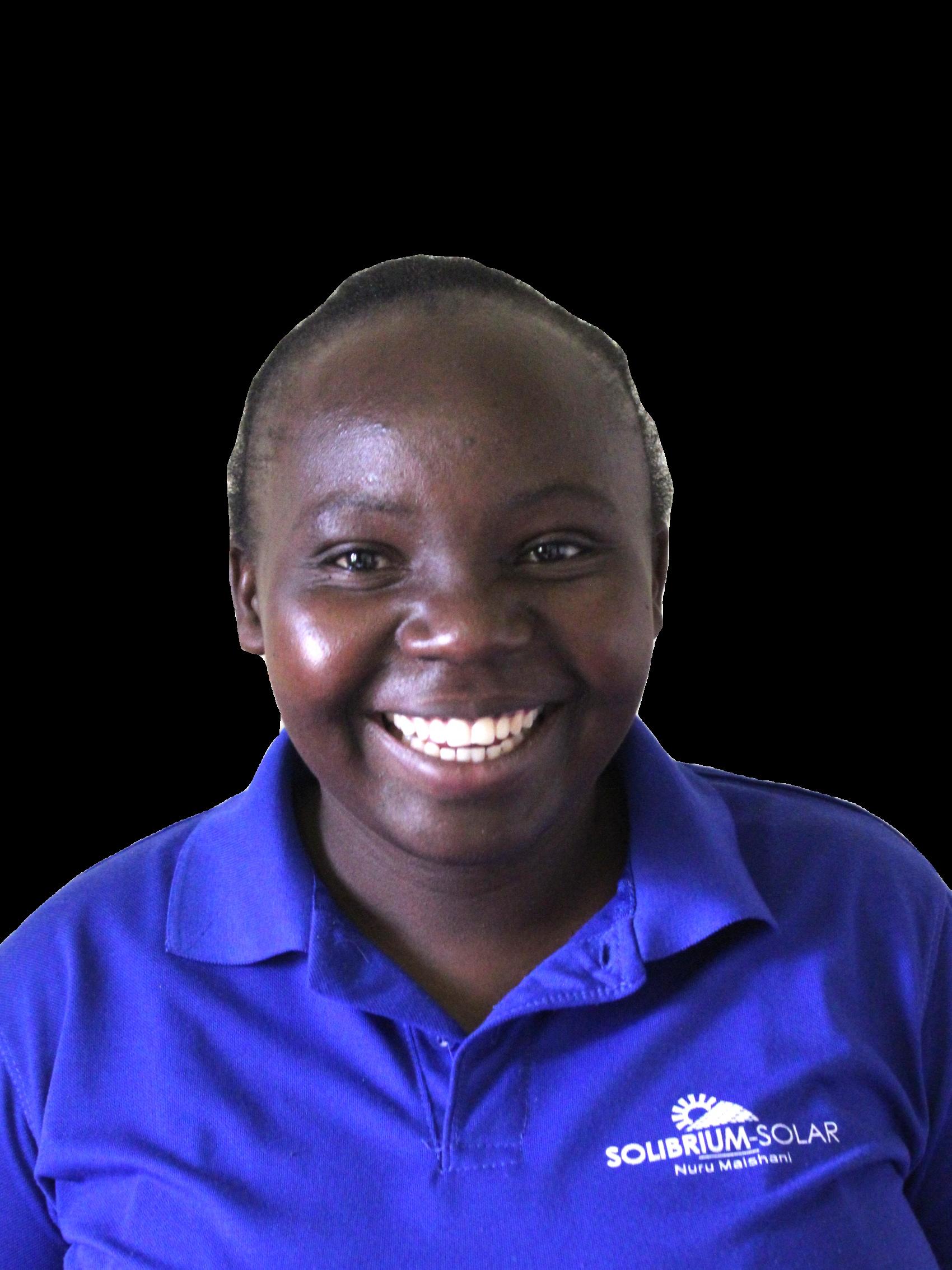 Gilfine Nyangasi