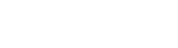 RAAV Techlabs Logo full white