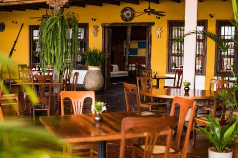 Restaurante Peruano - Huaca Pucllana