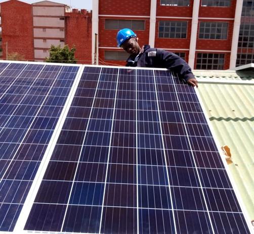 Customised Solar panel