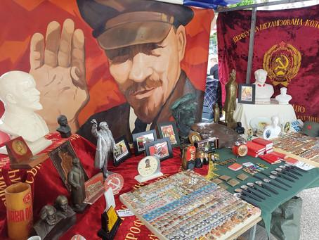Propagandaworld At Museummarket Amsterdam 21-06-2020