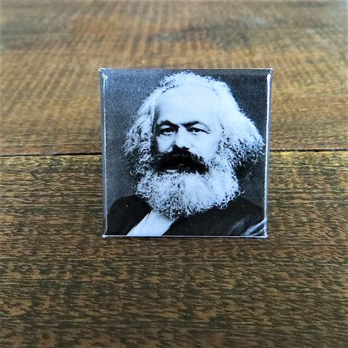 Fridge Magnet FM064 Karl Marx