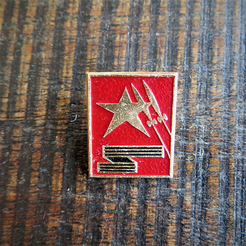 Pin Soviet Russia Space