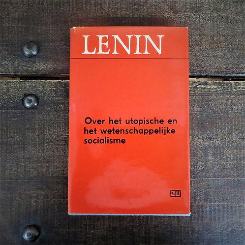 Books Netherlands Over Het Utopische En Wetenschappelijke Socialisme 1976