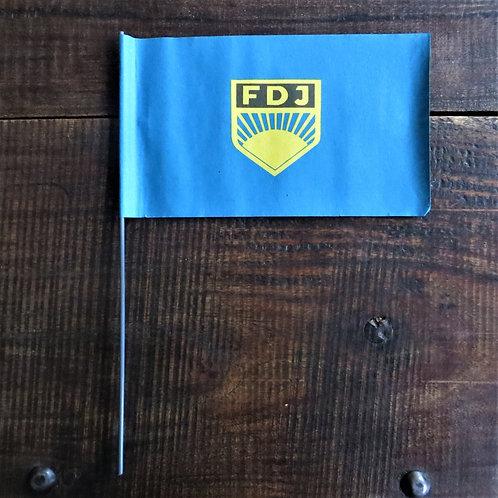 Various DDR Waving Flag Parades FDJ