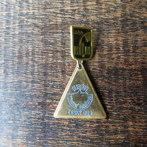 Pin Czechoslovakia