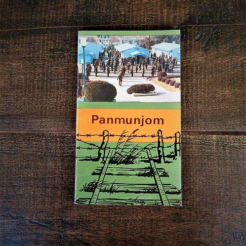 Book North Korea General Panmunjom 1986