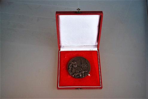 Medal Hungary Soviet Liberation Hungary 1984