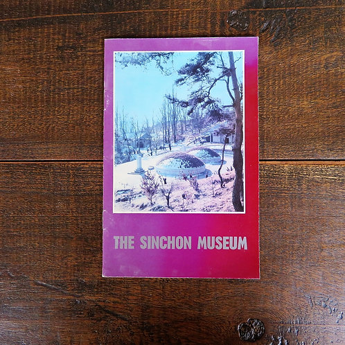 Book North Korea General Sinchon Museum 1989