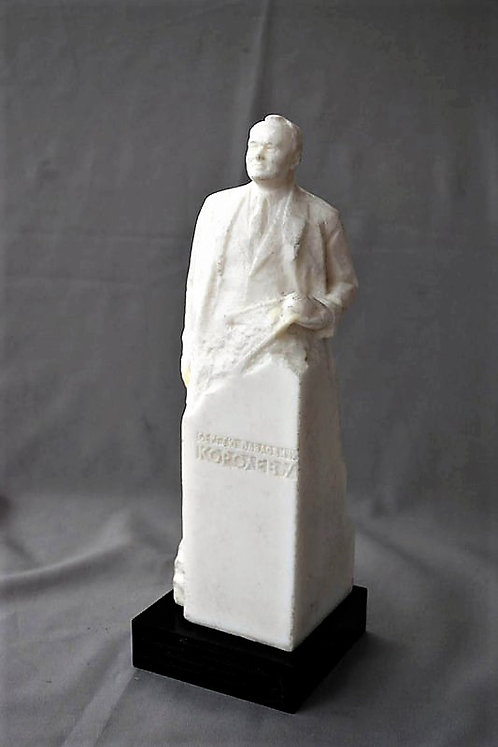 Statue Soviet Union Statue Sergei Korolev Father Of Astronautics