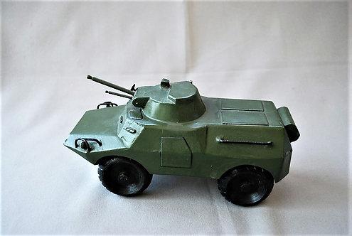 Desktop DDR Handmade Grenztruppem Tank 1964