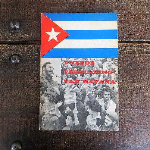 Books Netherlands Tweede Verklaring Van Havana 1962