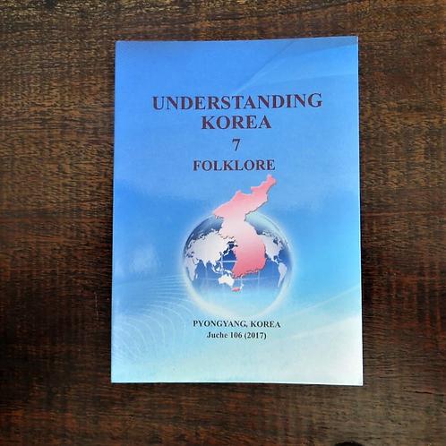 Book North Korea Understanding Korea 7 Folklore 2017