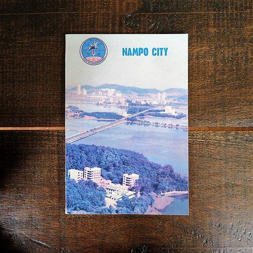Book North Korea Pictures Nampo City