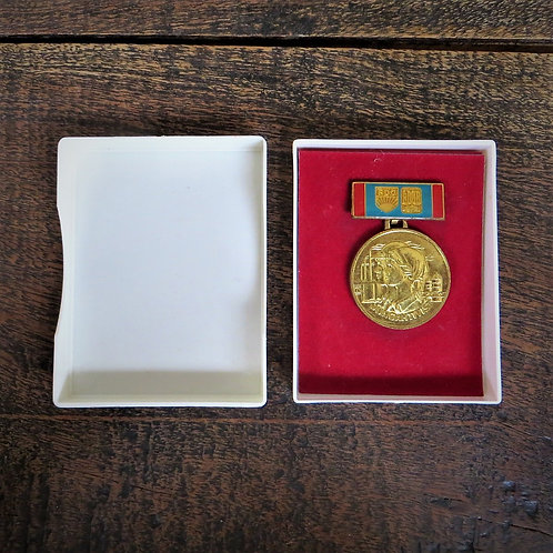Medal DDR Young Activist Medal
