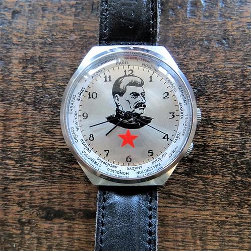 Watch Soviet Russia Stalin Watch