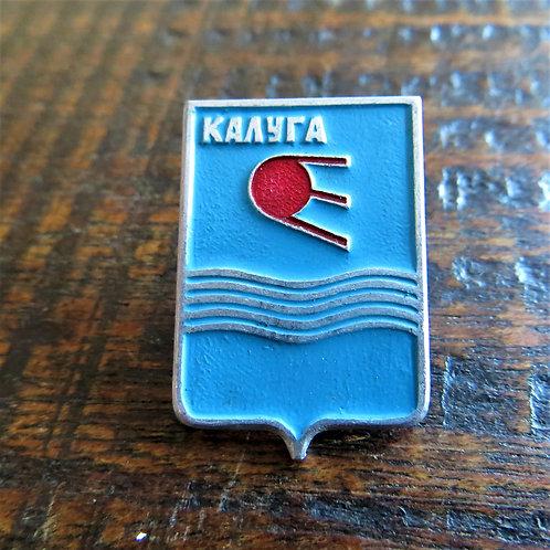 Pin Soviet Russia City's Kaluga