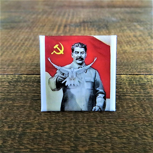 Fridge Magnet Stalin Magnet