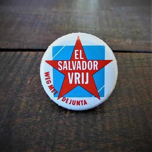 Pin Netherland Free El Salvador