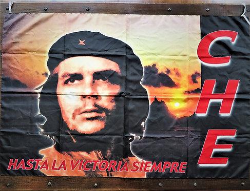 Flag Cuba Che Guevara