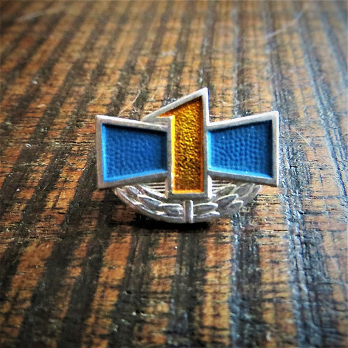 Pin DDR Blue Edition