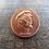 Thumbnail: Medal DDR VEB Leuna Werke 1970