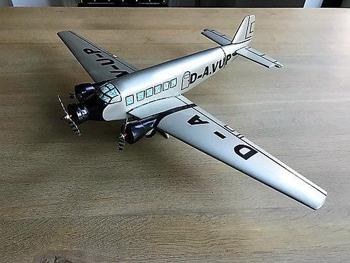 Desktop Germany Handmade Model Junkers Ju 52/3M