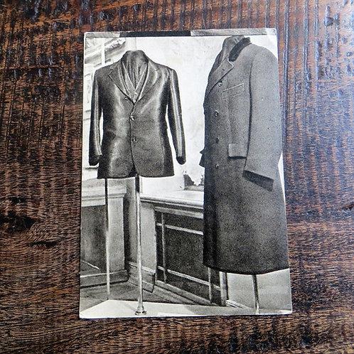 Postcard Soviet Russia Lenin Coats Of Lenin