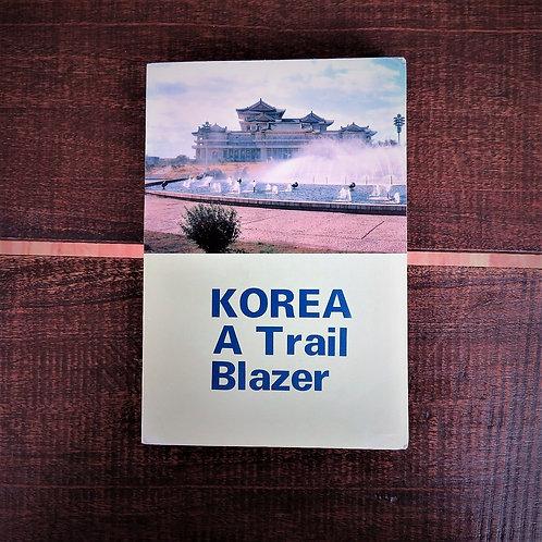 Book North Korea Korea A Trial Blazer Part 3 1984