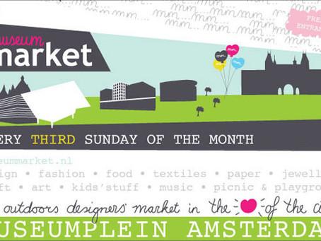 Propagandaworld Present At Artmarket in Amsterdam! Sunday 18 July.