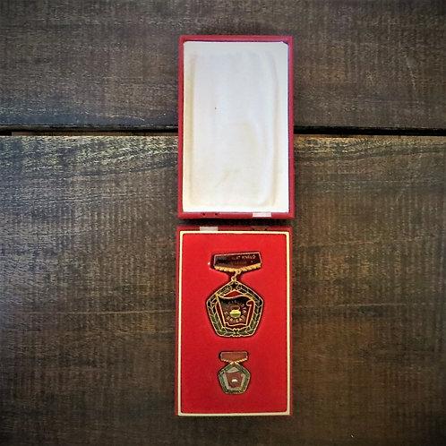 Medal Hungary The Brigade