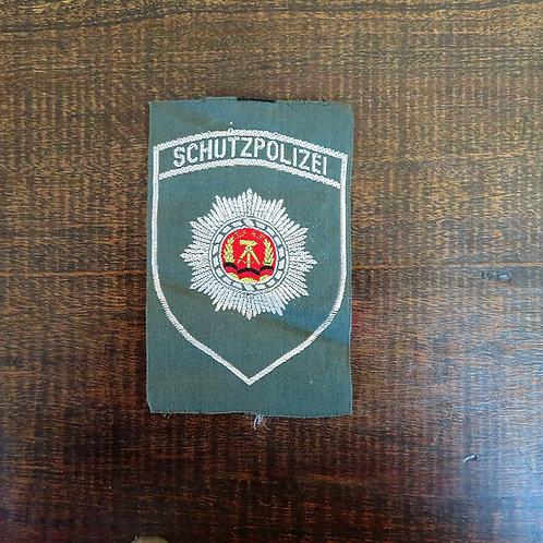 Various DDR Patch Schutzpolizei