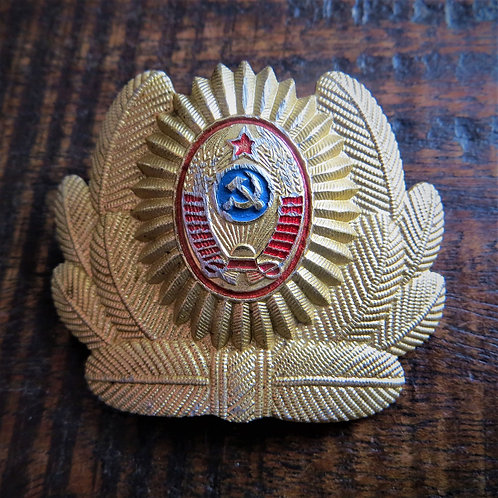 Pin Soviet Russia Hat Army Hat Pin