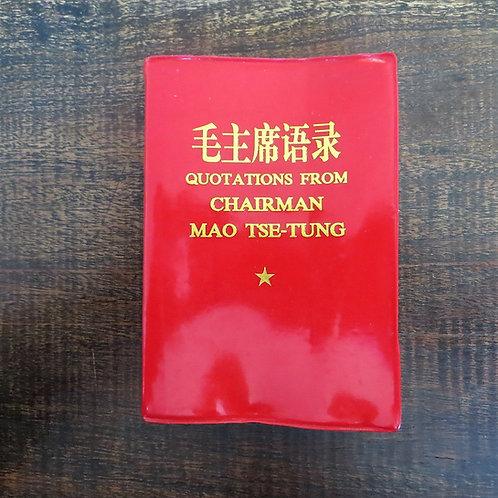 Red Book Mao Zedong