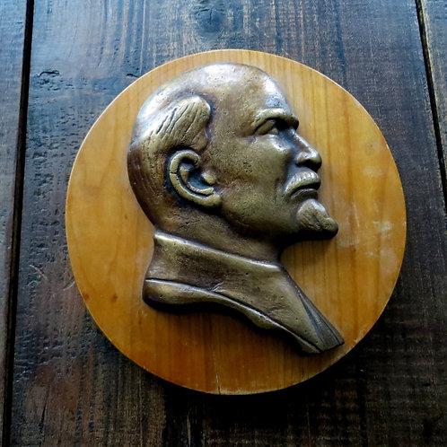 Wallpiece Soviet Russia Lenin