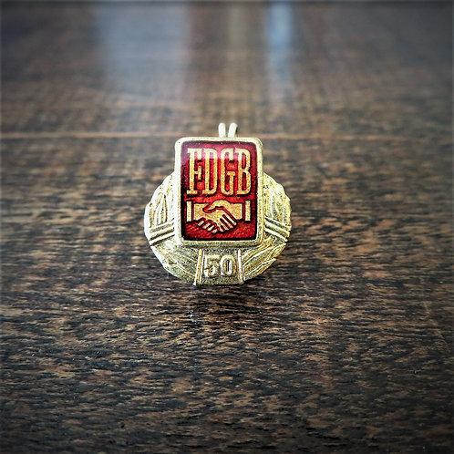 Pin DDR FDGB 50