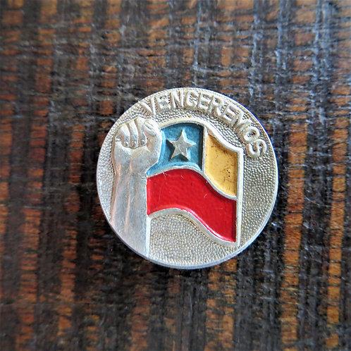 Pin Chile Overcome